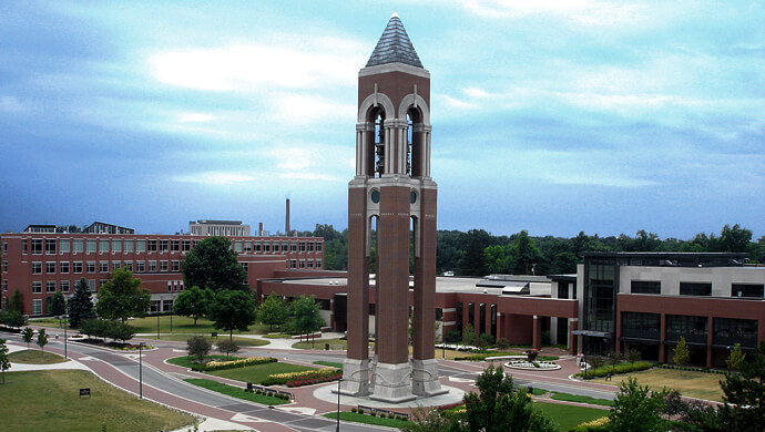 Ball State University - Online Colleges in Indiana