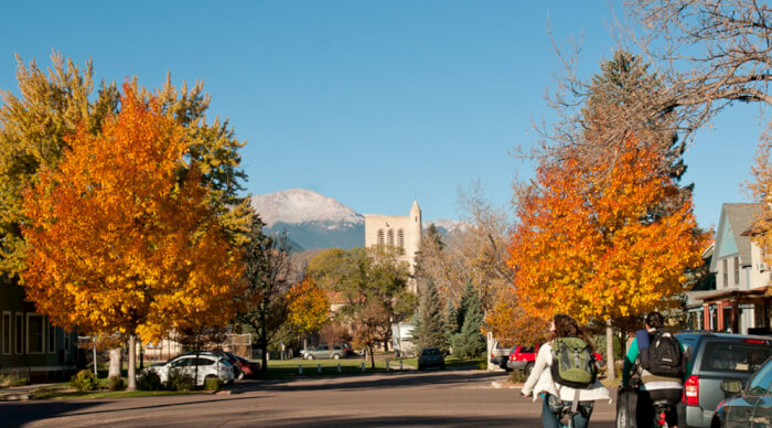 Colorado College - online colleges in Colorado