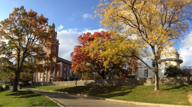 Denison University - online schools in Ohio