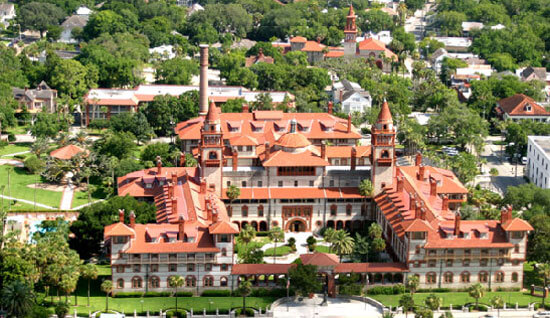 Flagler College - online colleges in Florida