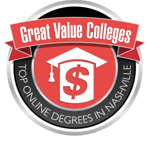 Great Value Colleges - Top Online Degrees in Nashville