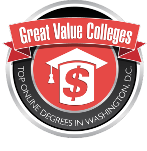 Great Value Colleges - Top Online Degrees in Washington, D.C.