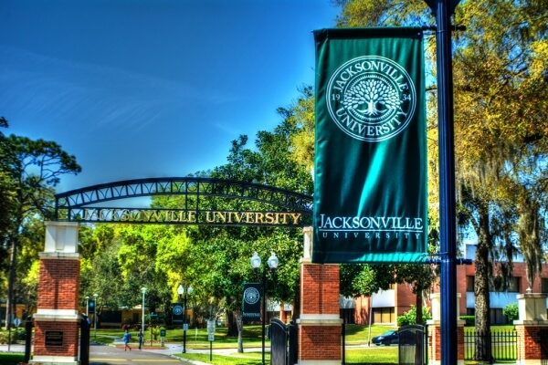 Jacksonville University - online colleges in Florida