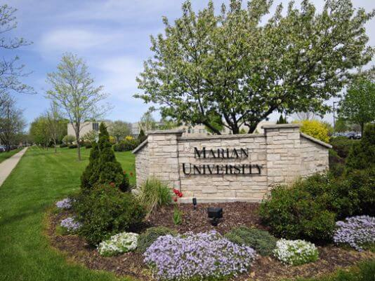 Marian University - Online Colleges in Indiana