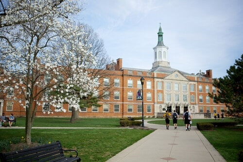 Ohio Dominican University - online schools in Ohio