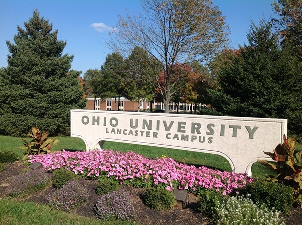 Ohio University Lancaster - online schools in Ohio