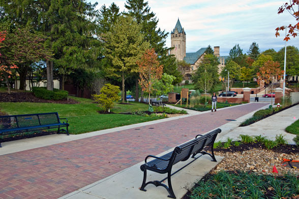 Ohio Wesleyan University - online schools in Ohio