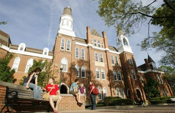 Otterbein University - online schools in Ohio