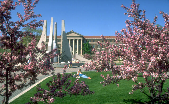 Purdue University - Online Colleges in Indiana