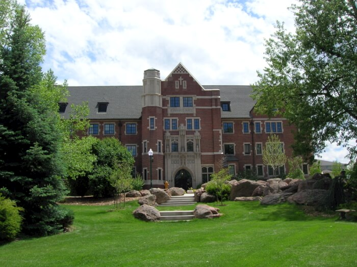 Regis University - online colleges in Colorado