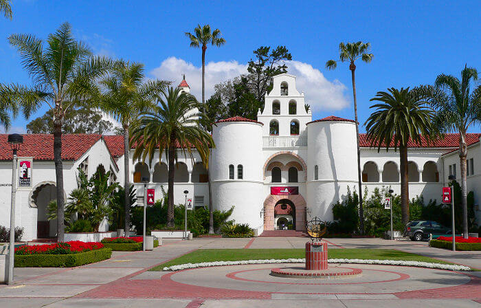 San Diego State University - online degrees California