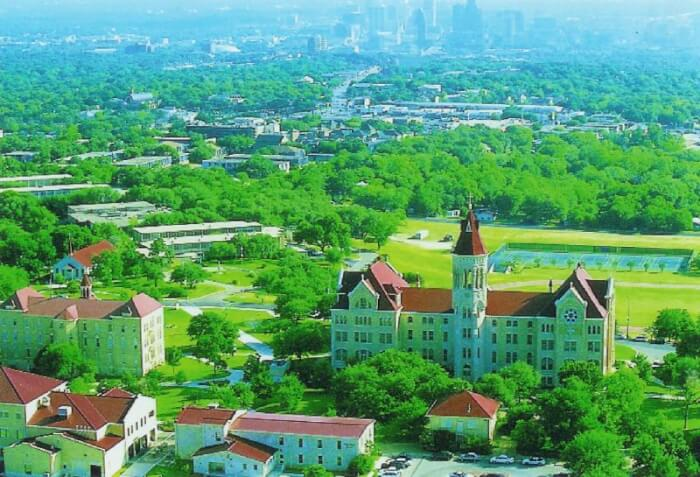 St. Edwards University - online schools in Texas San Antonio