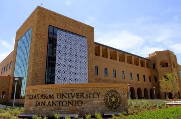 Texas A&M University - online schools in Texas San Antonio