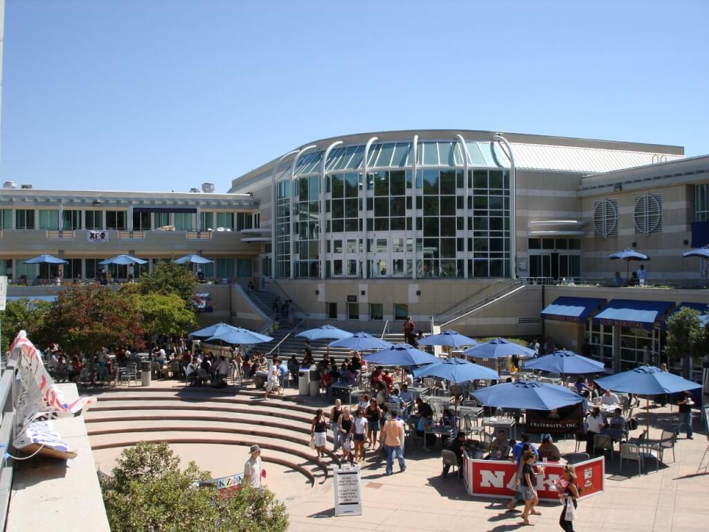 University of California San Diego - online degrees California