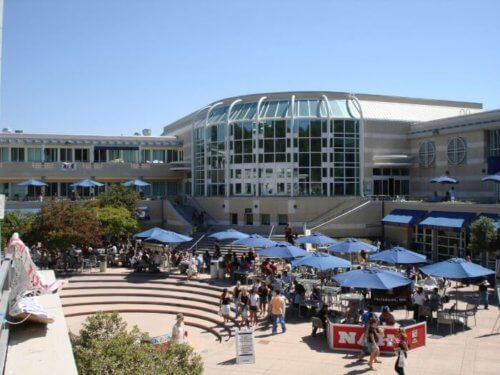 University of California San Diego -