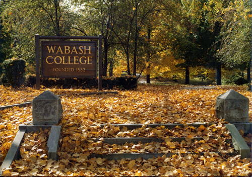 Wabash College - Online Colleges in Indiana