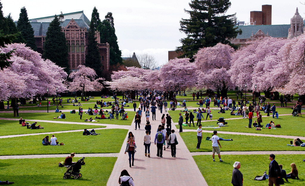 Most Beautiful College Campuses Est Colleges Affordable