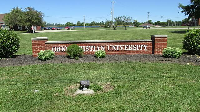 Ohio Christian University - online schools in Ohio