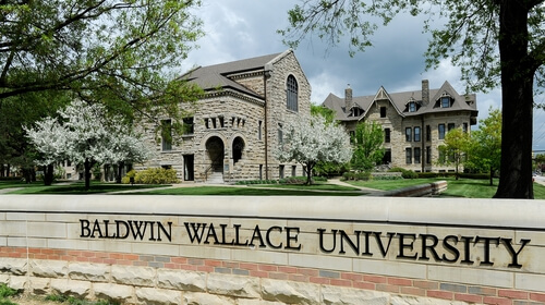 Baldwin Wallace University - 10 Online Degrees Cleveland