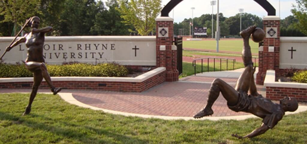 Lenoir-Rhyne University - 10 Online Degrees Raleigh