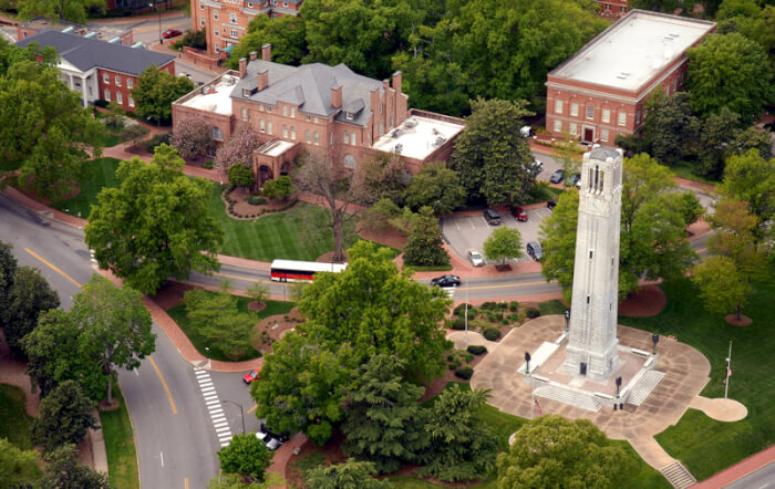 North Carolina State University - 10 Online Degrees Raleigh