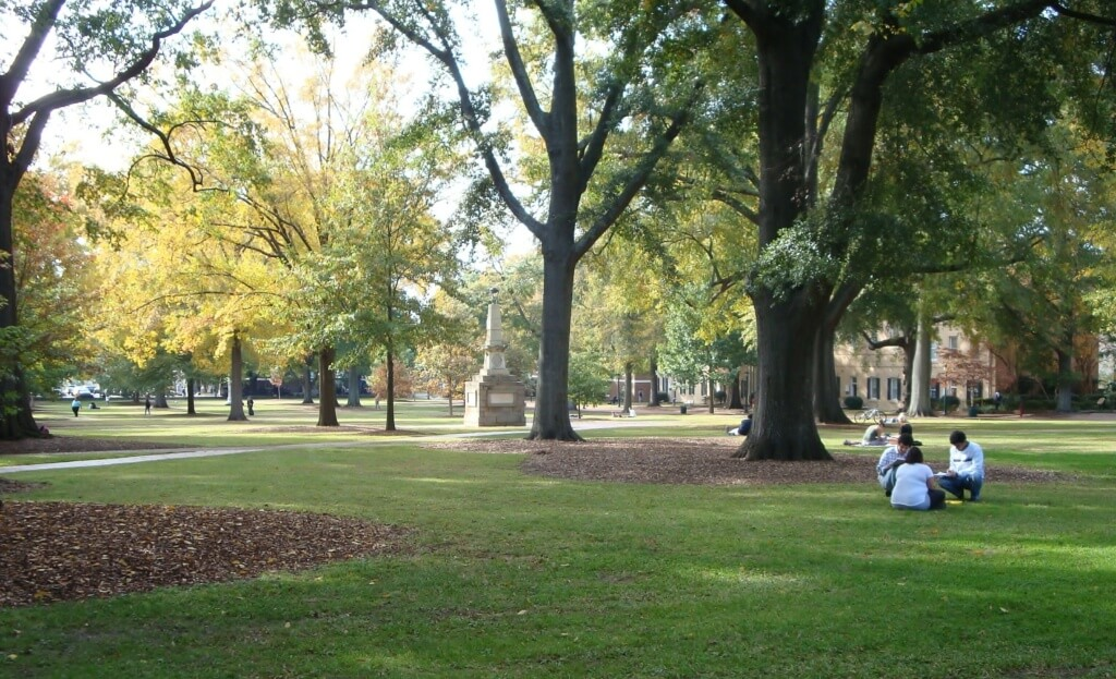 University_of_South_Carolina_Horseshoe