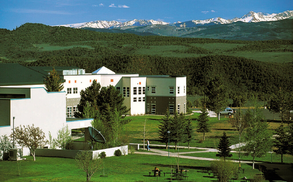 40 Beautiful Community College Campuses