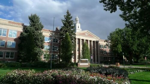 Colorado State University online bachelors computer science