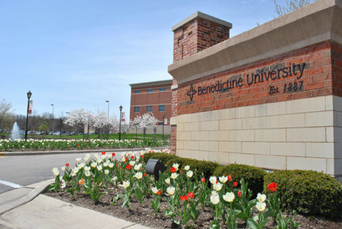 benedictine university online christian colleges