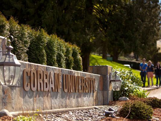 corban university affordable online christian colleges