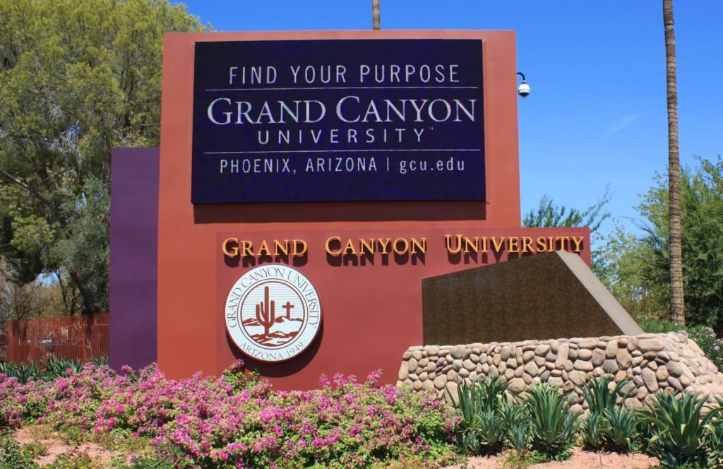 grand canyon university top online christian colleges and universities
