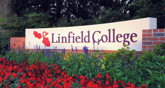 linfield college-mcminnville online christian college ranking