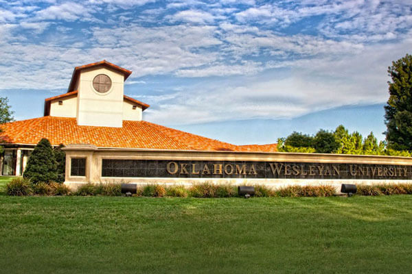 online accredited christian colleges oklahoma wesleyan university theology degree