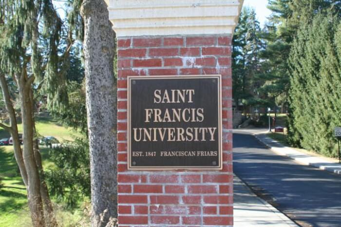 saint francis university online accredited christian colleges