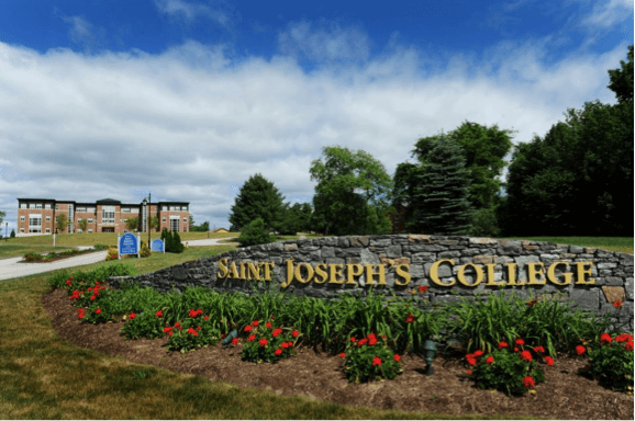 saint jospeh's college of maine online degree christian college