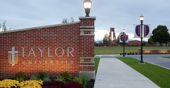 taylor university affordable online christian degree program rankings