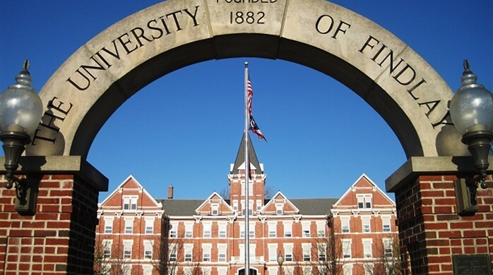 the university of findlay top online christian colleges