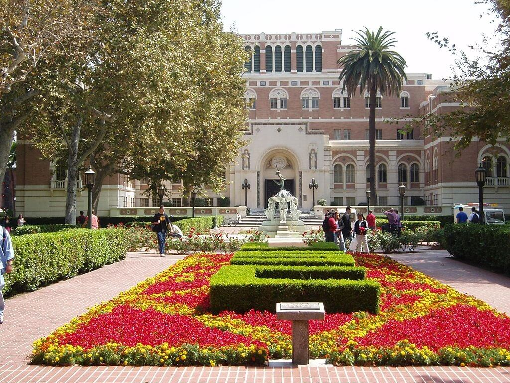 university-of-southern-california-gerontology