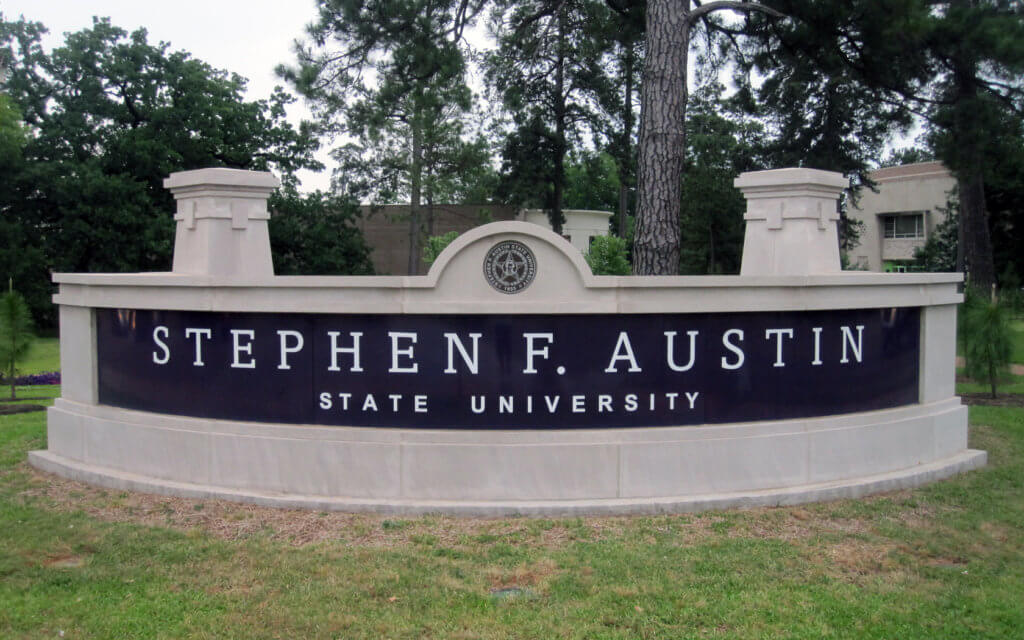 Stephen F. Austin State University online business schools