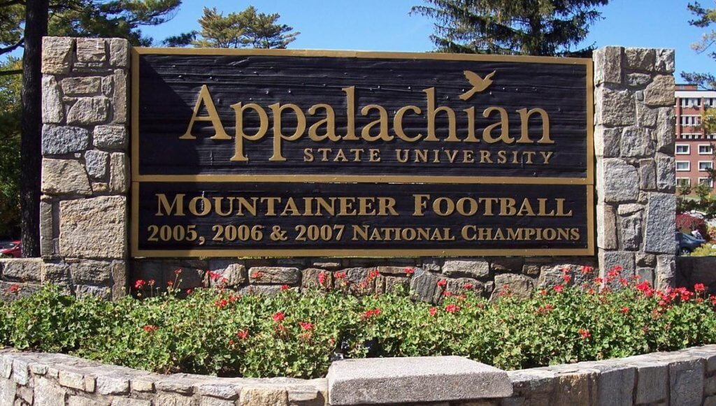 Appalachian State University best online colleges for business degrees