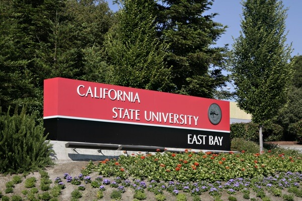 California State University, East Bay best online college degree program
