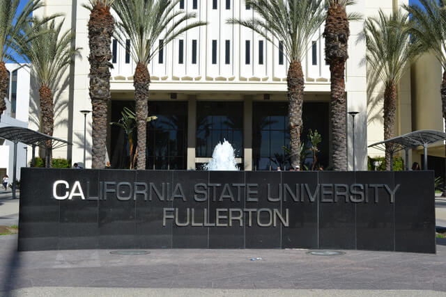 California State University, Fullerton best online colleges for business
