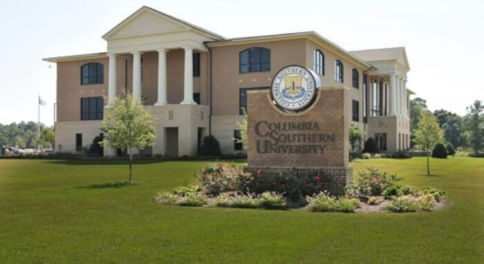 Columbia Southern University top online colleges and universities