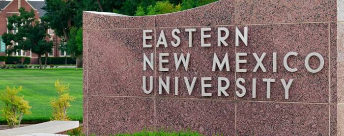 Eastern New Mexico University great online colleges