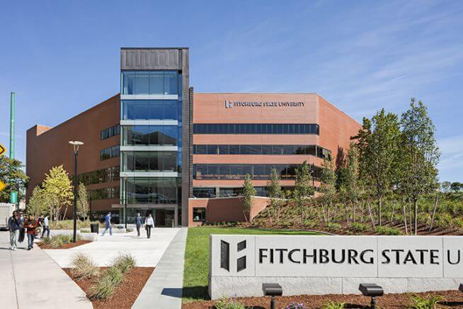 Fitchburg State University best online colleges for business degrees