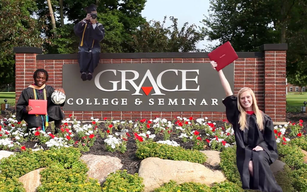 Grace College and Theological Seminary online accredited christian colleges