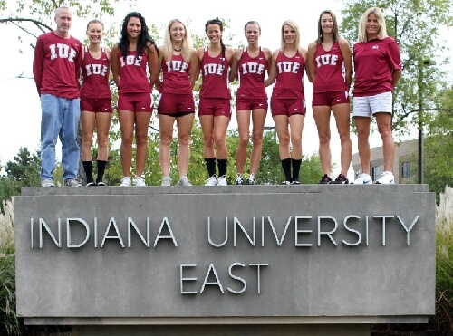 Indiana University East online business degree ranking