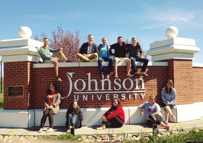johnson university online degree at christian colleges