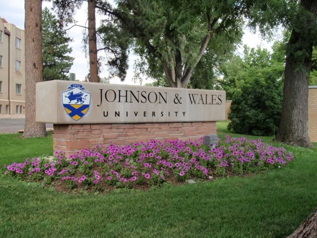 Johnson & Wales University great online colleges degree hospitality