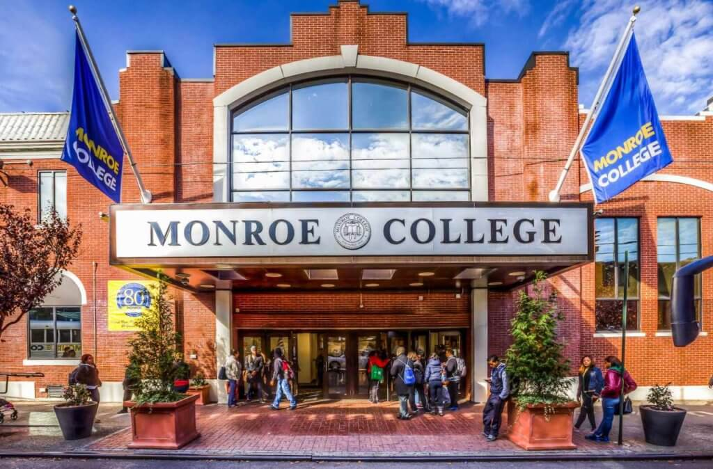Monroe College cheap online business degree